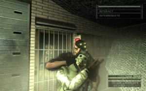 Скриншот Splinter Cell: Chaos Theory