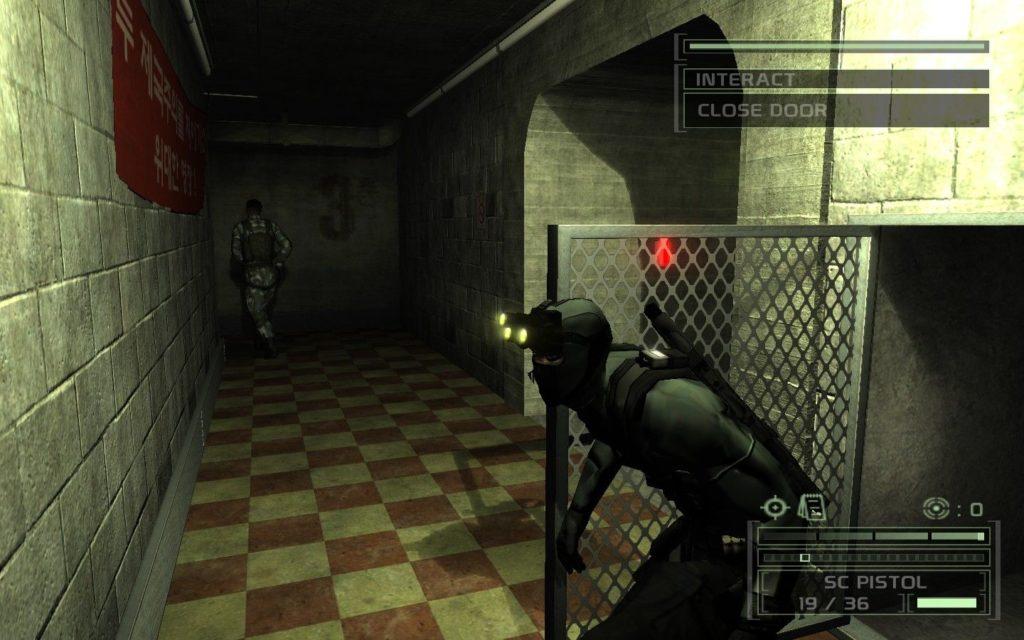 Скриншот Splinter Cell: Chaos Theory