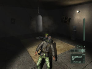 Скриншот Splinter Cell: Pandora Tomorrow
