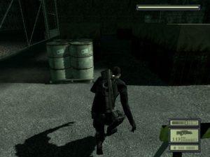 Скриншоты Splinter Cell 2002