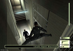 Скриншот Splinter Cell 2002