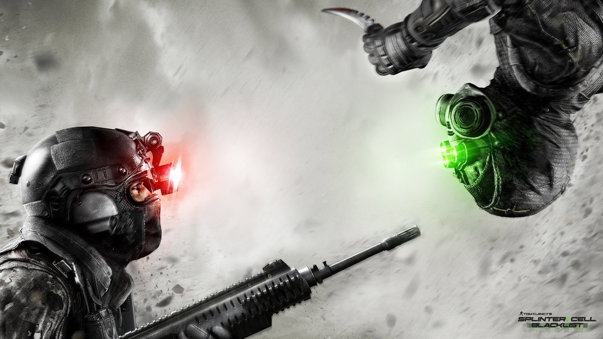 5 вещей, которые мы хотим увидеть в Splinter Cell 2020
