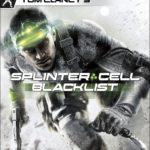 Бокс-арт Splinter Cell: Blacklist
