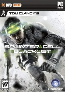 Бокс-арт Splinter Cell: Blacklist