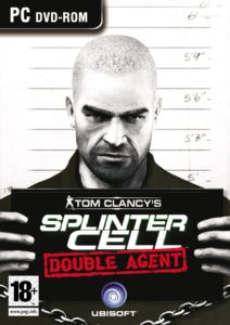 Бокс-арт Splinter Cell: Double Agent