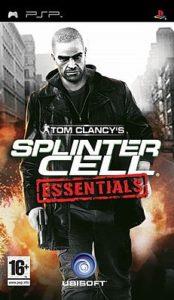 Бокс-арт Splinter Cell: Essentials