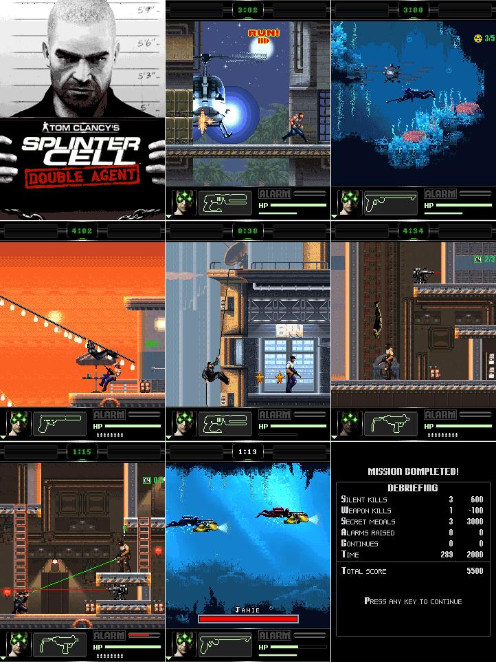 История серии Splinter Cell на… мобильном телефоне