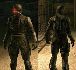 Костюмы в мультиплеере Splinter Cell: Conviction
