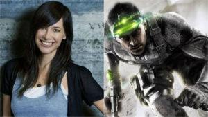 До ухода из Ubisoft Джейд Рэймонд работала над новым Splinter Cell