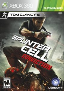 Бокс-арт Splinter Cell: Conviction