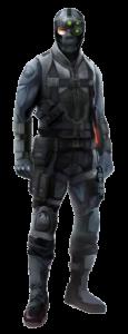 Персонажи Splinter Cell: Conviction