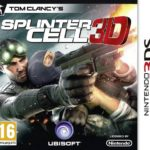 Бокс-арт Splinter Cell 3D