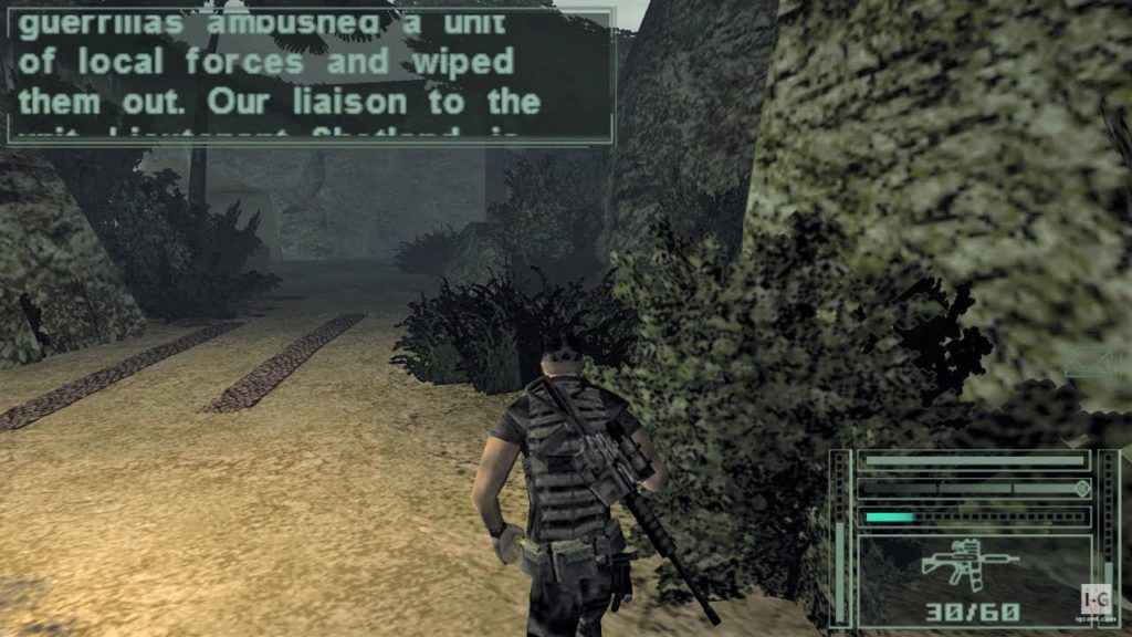 Скриншот Splinter Cell: Essentials