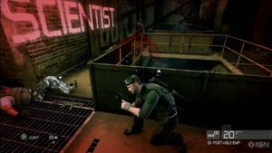 Скриншот Splinter Cell: Conviction
