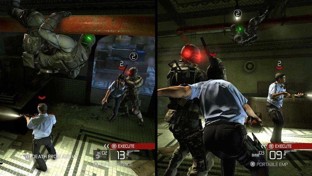 Скриншот Splinter Cell: Conviction