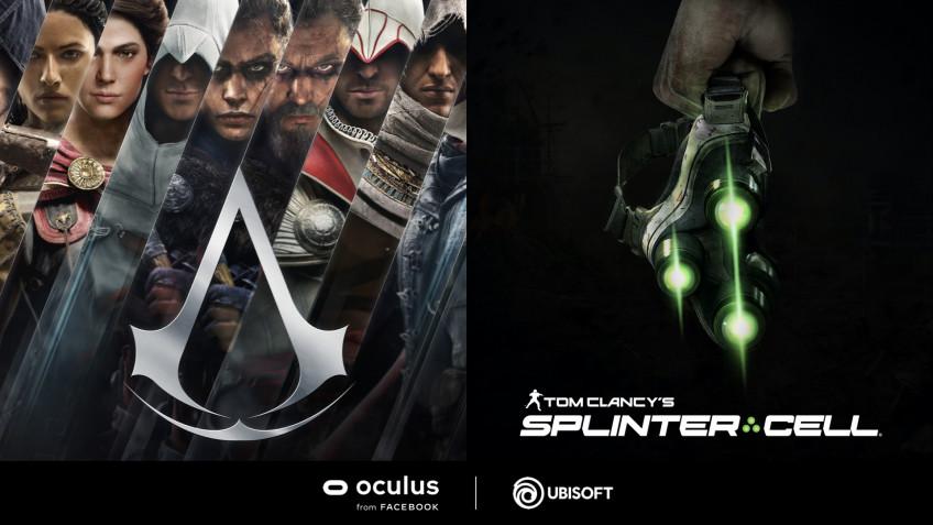 Официально: новый Splinter Cell будет для VR