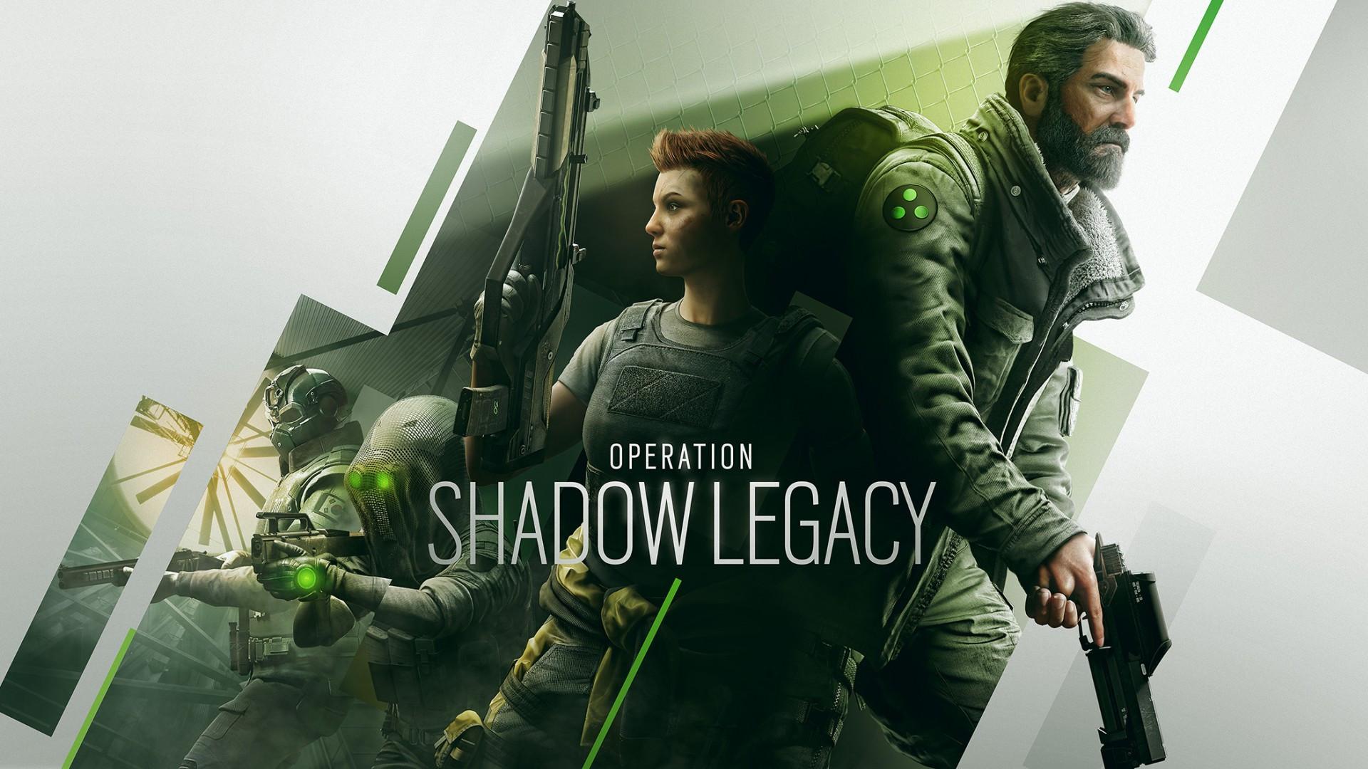 Обновление Shadow Legacy добавило в Rainbow Six Siege Сэма Фишера