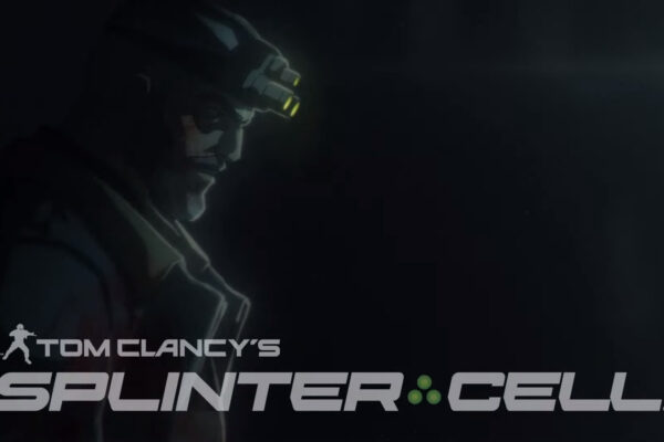 Первый кадр из анимационного сериала по Splinter Cell