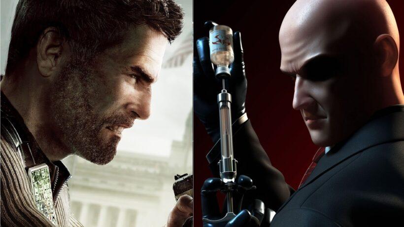 Сравнение Агента 47 и Сэма Фишера
