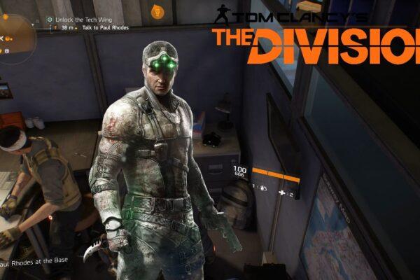 Слух: в разработке находится PvP-кроссовер Splinter Cell и The Division