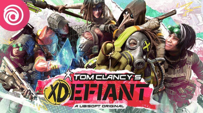 Ubisoft анонсировала шутер XDefiant с персонажами из вселенной Тома Клэнси